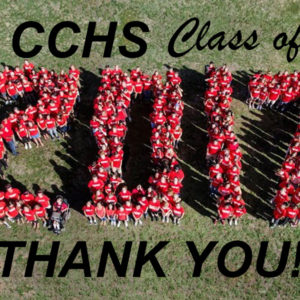 Thank You, CCHS Class Of 2017