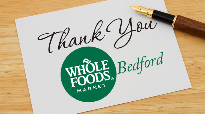 TY Whole Foods Bedford