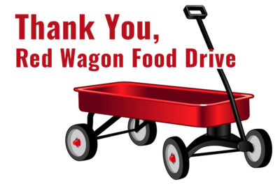 TY Red Wagon